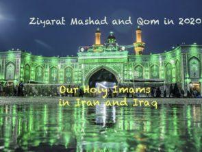 Imam Reza  Ziyarat(a.s.) 07 Days