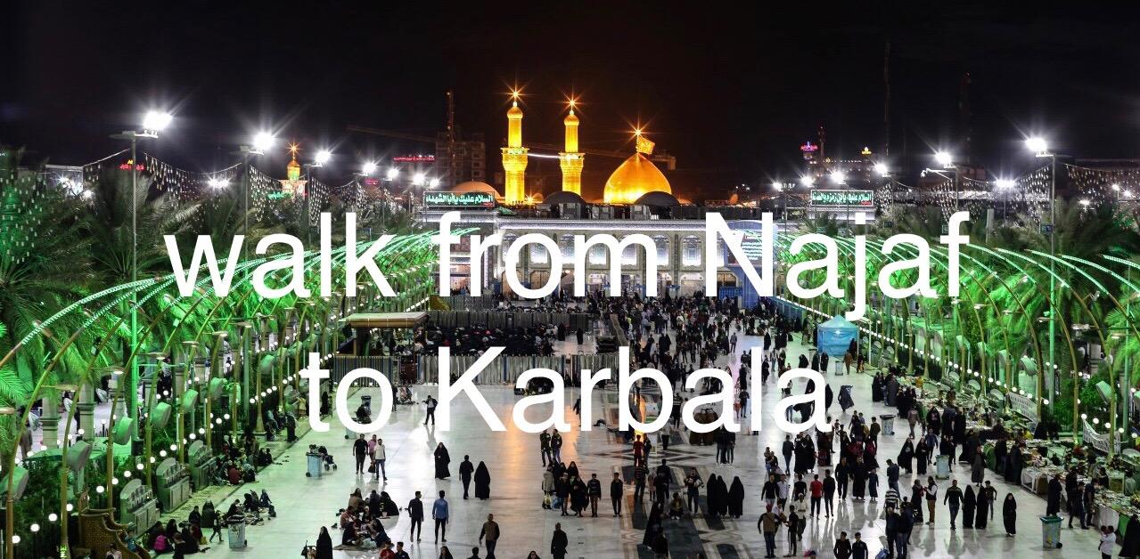 Arbaeein in Karbala