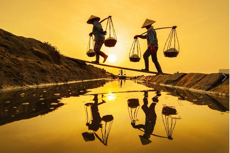 Vietnam- the oriental Inspiration